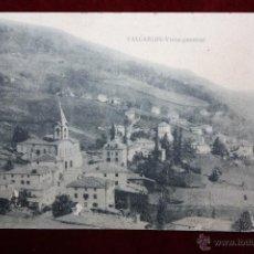 Postales: ANTIGUA POSTAL DE VALCARLOS. NAVARRA. VISTA GENERAL. FOTPIA. HAUSER Y MENET. SIN CIRCULAR. Lote 45343023