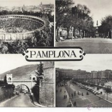 Postales: PAMPLONA. VAQUERO Nº 4/9. 4 VISTAS.. Lote 45365678