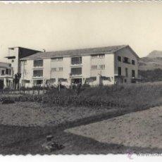 Postales: VERA DE BIDASOA. ALBERGUE DE F.E.T. . MONTE LARÚN AL FONDO. EDIC. AISA Nº 16. Lote 45366595