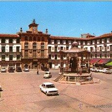 Postales: TUDELA - 114 PLAZA DE LOS FUEROS - KIOSCO. Lote 45658091