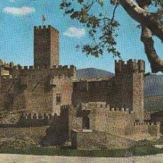 Postales: Nº 15178 POSTAL CASTILLO DE JAVIER NAVARRA. Lote 46005320