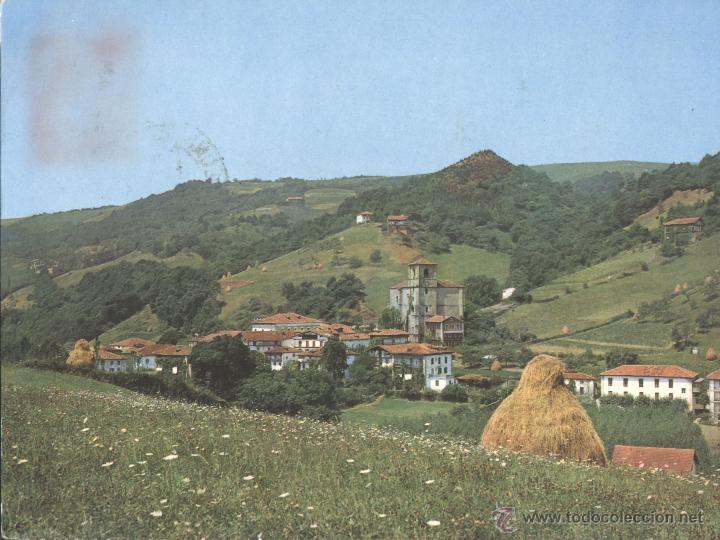 VERA DE BIDASOA - VISTA PARCIAL (Postales - España - Navarra Moderna (desde 1.940))