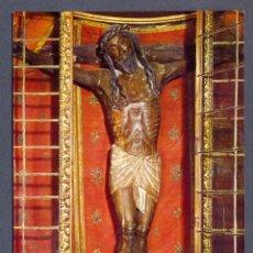 Postales: CASTILLO DE JAVIER. SANTO CRISTO DE JAVIER. SIGLO XIII. Lote 46405619
