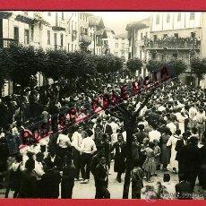 Postales: POSTAL LESAKA , PLAZA ZAHARRA , FOTOGRAFICA , ORIGINAL , P97197. Lote 46408082