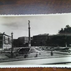Postales: PAMPLONA, MONUMENTO A LA INMACULADA. EDICIONES GALLE.. Lote 46766630