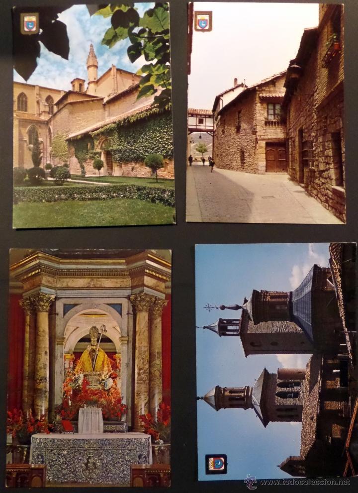 Postales: Pamplona, lote de 10 Postales sin circular de los años 60. - Foto 2 - 46831955