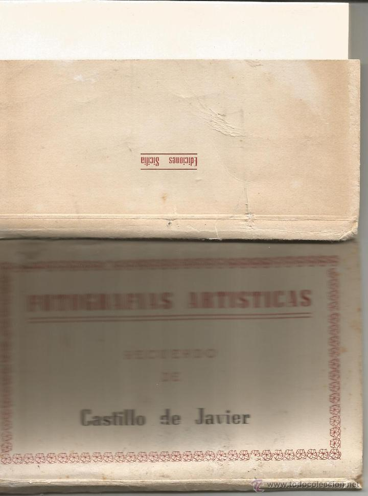 CASTILLO DE JAVIER-NAVARRA (Postales - España - Navarra Moderna (desde 1.940))