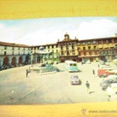 Postales: TUDELA ( NAVARRA ) PLAZA DE LOS FUEROS ( KIOSKO). Lote 47086834
