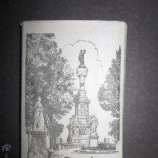 Postales: PAMPLONA - MINI POSTALES - BLOCK DE 12 MINIPOSTALES -- MIDEN 5,5 X 8 CM. - (V- 1695). Lote 47109809