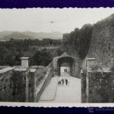 Postales: POSTAL DE PAMPLONA (NAVARRA). Nº44 PORTAL DE ZUMALACARREGUI. AÑOS 50. Lote 47125938