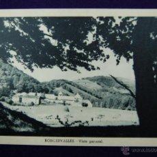 Postales: POSTAL DE RONCESVALLES (NAVARRA). VISTA GENERAL. EDICIONES FOURNIER (VITORIA). AÑOS 40.. Lote 47125987
