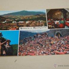 Postales: POSTAL CARLISTA. SIN CIRCULAR. (CARLISTAS, CARLISMO, REQUETÉ, POSTALES, NAVARRA). Lote 47297984