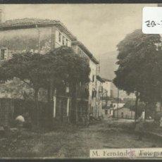 Postales: ALSASUA - CALLE DE SAN JUAN - FOT· M.FERNÁNDEZ - (ZB-705). Lote 47684516