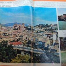 Postais: AÑO 1967 - ESTELLA NAVARRA - CUADERNILLO 16 PAGINAS CON FOTOS PRECIOSAS DE LA EPOCA. Lote 47684694