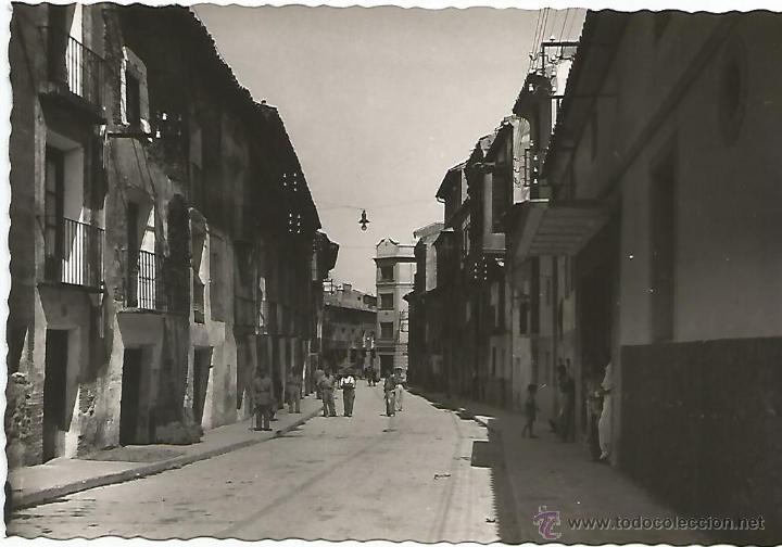 CINTRUÉNIGO - CALLE DE LIGUÉS - Nº 17 ED. ARRIBAS (Postales - España - Navarra Moderna (desde 1.940))
