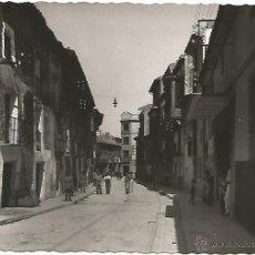 Postales: CINTRUÉNIGO - CALLE DE LIGUÉS - Nº 17 ED. ARRIBAS. Lote 143584649