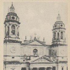 Postales: PAMPLONA, FACHADA DE LA CATEDRAL, EDICIÓN PAMPLONA Nº 18. Lote 48033832