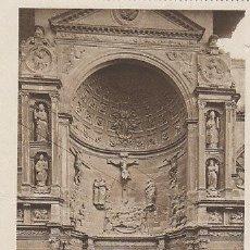Postales: VIANA, IGLESIA DE SANTA MARIA, ANTIGUO PANTEÓN DE CESAR BORGIA. Lote 48034156