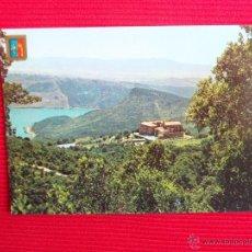 Postales: MONASTERIO DE SAN SALVADOR DE LEYRE - YESA NAVARRA. Lote 48157232