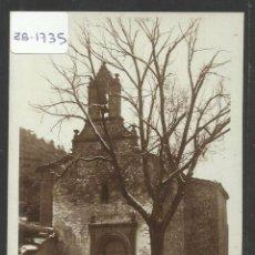 Postales: RONCAL - ERRONKARI - NUESTRA SEÑORA DEL CASTILLO - FOTOGRAFICA - (ZB-1735). Lote 48492590