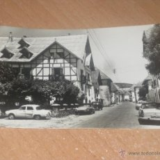 Postales: POSTAL DE BURGUETE. Lote 48582987