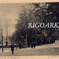 Postales: PAMPLONA (NAVARRA).- JARDINES DE LA TACONERA. Lote 48748355