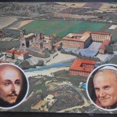 Cartes Postales: (28828)POSTAL ESCRITA,LA VISITA DE JUAN PABLO II,JAVIER,NAVARRA,NAVARRA,CONSERVACION,VER FOTOS. Lote 48851473