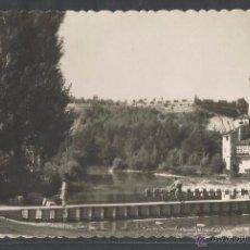 Cartes Postales: PAMPLONA - PAISAJE DEL RIO ARGA - P8797. Lote 49987453