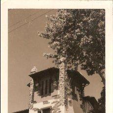 Postales: LECUMBERRY(NAVARRA), HOTEL AYESTARAN – EDICIONES GALLE – CIRCULADA 1955. Lote 50475998