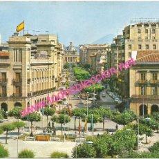Cartes Postales: PAMPLONA - PLAZA DEL CASTILLO Y AVENIDA DE CARLOS III (POSTAL SIN CIRCULAR) AÑO 1968. Lote 23841771