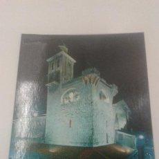 Postales: POSTAL SIN CIRCULAR. IGLESIA DE SAN NICOLÁS. PAMPLONA. NAVARRA.. Lote 51004283