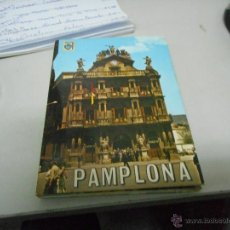 Postales: BLOC POSTAL PAMPLONA. Lote 51110806