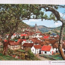 Postales: POSTAL NAVARRA - OCHAGAVIA - VISTA PARCIAL - VAQUERO 4873 - 1968 - CIRCULADA. Lote 51208489