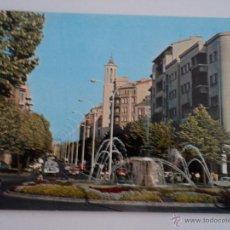 Postales: AVENIDA GENERAL FRANCO PAMPLONA. Lote 51486595