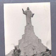 Postales: TARJETA POSTAL DE TUDELA, NAVARRA - MONUMENTO AL CORAZON DE JESUS. 9. EDICIONES PARIS. Lote 51729544