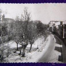 Cartes Postales: POSTAL DE TAFALLA. PASEO PADRE CALATAYUD. Nº9. (NAVARRA). EDICIONES DARVI- ZARAGOZA. AÑOS 50. . Lote 51763956