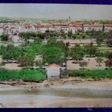 Postales: RARA POSTAL COLOREADA DE FITERO.VISTA GENERAL.Nº7. (NAVARRA). SIN CIRCULAR. EDICIONES L. MONTAÑES. Lote 51764000