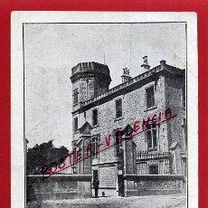 Postais: POSTAL DICASTILLO, NAVARRA, PALACIO DE LA EXCMA. SRA. CONDESA DE LA VEGA DEL POZO, P81297. Lote 51960579