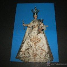 Postales: PUENTE LA REINA NAVARRA NUESTRA SEÑORA DE SOTERRAÑA POSTAL. Lote 52157544