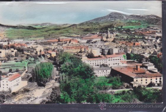 POSTAL ESTELLA VISTA PARCIAL (Postales - España - Navarra Moderna (desde 1.940))