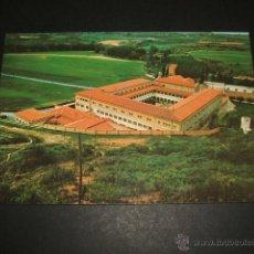 Postales: ESTELLA NAVARRA MONASTERIO CISTERCIENSE DE ALLOZ ESTELLA VISTA GENERAL. Lote 52316068