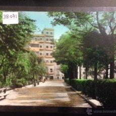 Postales: TUDELA - 22 - PASEO DE INVIERNO - ED· PARIS J.M. - (38071). Lote 52559283