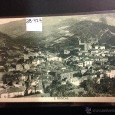 Postales: RONCAL - 2 - ED· F. DE LAS HERAS - (38727). Lote 52823599