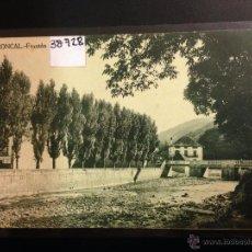 Postales: RONCAL - 4 - FRONTON - ED· F. DE LAS HERAS - (38728). Lote 52823611