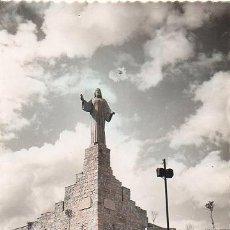 Postales: TUDELA - 1 MONUMENTO AL SAGRADO CORAZÓN DE JESÚS. Lote 53156482