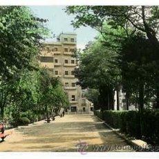 Postales: NAVARRA TUDELA PASEO DE INVIERNO. ED. PARIS. ESCRITA. Lote 53490014
