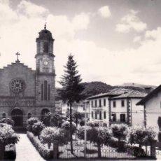 Postales: NAVARRA - ELIZONDO - IGLESIA PARROQUIAL - EDICIONES SICILIA 14. Lote 53751933