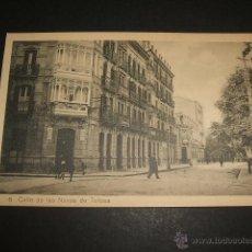 Postales: PAMPLONA CALLE DE LAS NAVAS DE TOLOSA. Lote 53991885