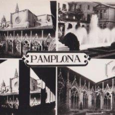Postales: P- 4101. POSTAL DE PAMPLONA. DIFERENTES VISTAS. Nº4/7. VAQUERO.. Lote 54026673