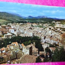 Postales: ESTELLA - NAVARRA - VISTA PARCIAL - AÑO 1965. Lote 54355544